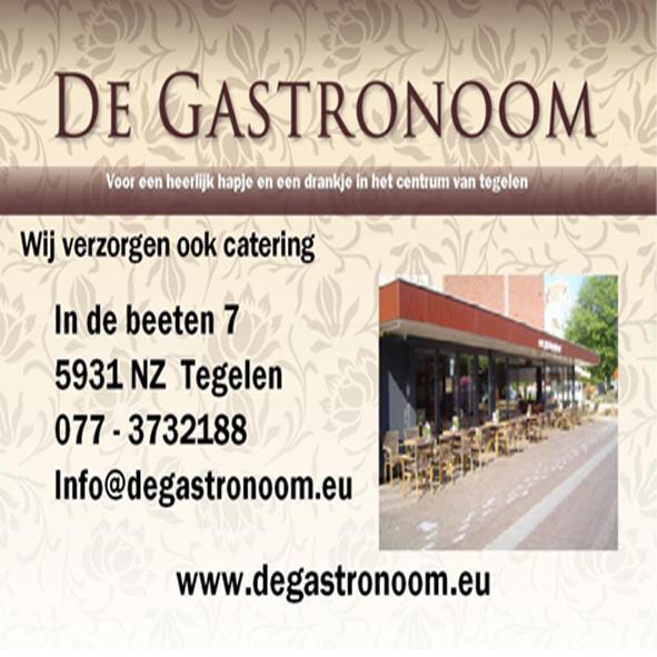 De Gastronoom Tegelen