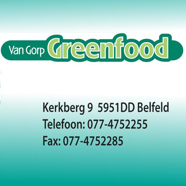 Van Gorp Greenfood Belfeld