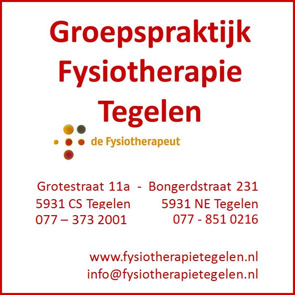 Groepspraktijk Fysiotherapie Tegelen
