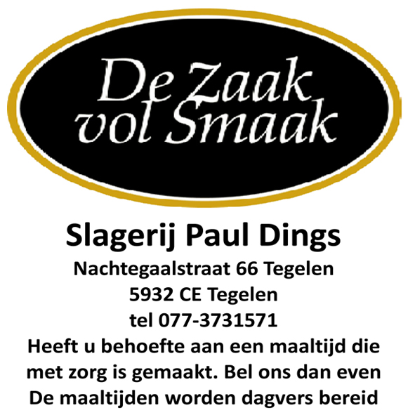Slagerij Paul Dings Tegelen