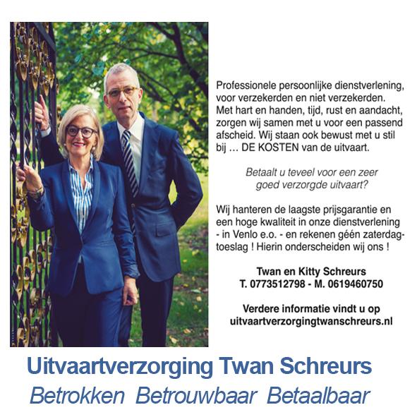 Twan Scheurs Venlo