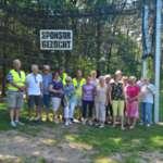 Fietstocht 60 km  6 juni 2018