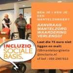 Incluzio mantelzorgwaardering 2020 gemeente Venlo